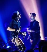 LAS VEGAS, NV - September 29, 2016: ***HOUSE COVERAGE*** PHANTOGRAM at Brooklyn Bowl in Las vegas, NV on September 29, 2016. Credit: Erik Kabik Photography/ MediaPunch