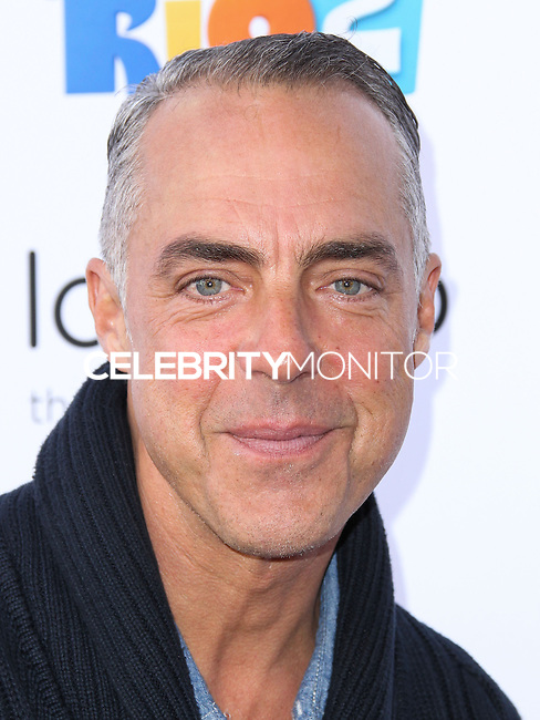 "BURBANK, CA, USA - APRIL 26: Titus Welliver at the Lollipop Theater Network's Night Under The Stars Screening Of Twentieth Century Fox's ""Rio 2"" Hosted by Anne Hathaway held at Nickelodeon Animation Studios on April 26, 2014 in Burbank, California, United States. (Photo by Xavier Collin/Celebrity Monitor)"