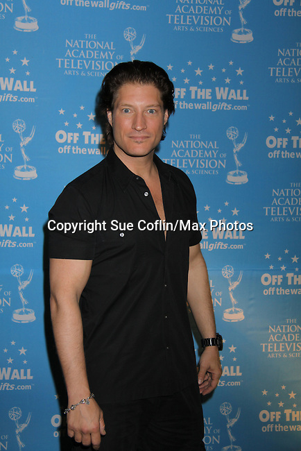 Sean Kanan at the 38th Annual Daytime Entertainment Emmy Awards 2011 held on June 19, 2011 at the Las Vegas Hilton, Las Vegas, Nevada. (Photo by Sue Coflin/Max Photos)