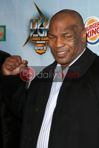 Mike Tyson <br /> at Spike TV's 2008 'Video Game Awards'. Sony Pictures Studios, Culver City, CA. 12-14-08<br /> Dave Edwards/DailyCeleb.com 818-249-4998