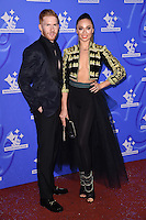 Neil and Katya Jones<br /> celebrating the winners in this year's National Lottery Awards, the search for the UK's favourite Lottery-funded projects.  The glittering National Lottery Stars show, hosted by John Barrowman, is on BBC One at 10.45pm on Monday 12 September.<br /> <br /> <br /> ©Ash Knotek  D3151  09/09/2016