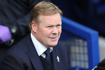 Everton manager Ronald Koeman during the English Premier League match at Goodison Park , Liverpool. Picture date: April 27th, 2016. Photo credit should read: Lynne Cameron/Sportimage