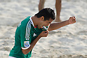 Ricardo Villalobos (MEX), SEPTEMBER 02, 2011 - Beach Soccer : Ricardo Villalobos of Mexico celebrates his goal during the FIFA Beach Soccer World Cup Ravenna-Italy 2011 Group D match between Japan 2-3 Mexico at Stadio del Mare, Marina di Ravenna, Italy, (Photo by Enrico Calderoni/AFLO SPORT) [0391]