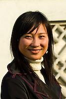 Chinese woman, Suzhou, China