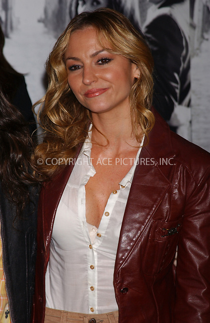 """WWW.ACEPIXS.COM . . . . . ....November 13 2005, New York City ....DREA DE MATTEO....Red Carpet arrivals at the 20th Century Fox premiere of""""Walk The Line"""" at the Beacon Theatre.....Please byline: KRISTIN CALLAHAN - ACE PICTURES.. . . . . . ..Ace Pictures, Inc:  ..Philip Vaughan (212) 243-8787 or (646) 679 0430..e-mail: info@acepixs.com..web: http://www.acepixs.com"""