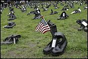 Anti-War protest--2004