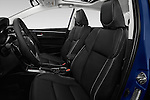 Front seat view of 2016 Toyota Corolla S Premium 4 Door Sedan Front Seat  car photos