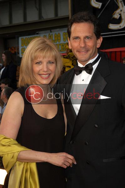 Heidi Bohay and Michael Spound
