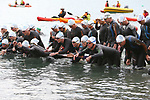 NELSON, NEW ZEALAND - NOVEMBER 16: Sea Swim Series on November 16 2017 in Nelson, New Zealand. (Photo by: Evan Barnes Shuttersport Limited)