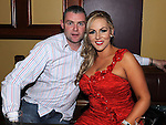 Alan and Tracy Taaffe pictured at the Integral christmas party at McHugh's. Photo: Colin Bell/pressphotos.ie