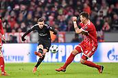 December 5th 2017, Allianze Arena, Munich, Germany. UEFA Champions league football, Bayern Munich versus Paris St Germain;  23 JULIAN DRAXLER (psg) gets his shot goalwards