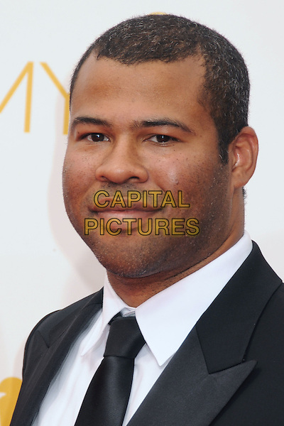 25 August 2014 - Los Angeles, California - Jordan Peele. 66th Annual Primetime Emmy Awards - Arrivals held at Nokia Theatre LA Live. <br /> CAP/ADM/BP<br /> &copy;BP/ADM/Capital Pictures