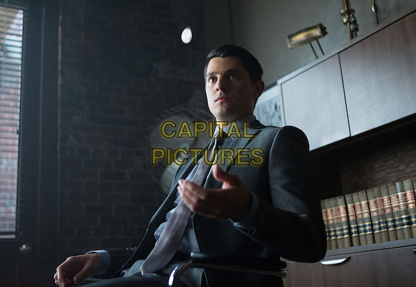 Nicholas D'Agosto<br /> in Gotham (2014&ndash; ) <br /> (Season 1)<br /> *Filmstill - Editorial Use Only*<br /> CAP/FB<br /> Image supplied by Capital Pictures