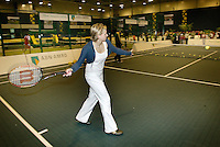 21-2-07,Tennis,Netherlands,Rotterdam,ABNAMROWTT, Kidsday with Michaella Krajicek