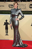 LOS ANGELES, CA - JANUARY 21: Allison Janney at The 24th Annual Screen Actors Guild Awards held at The Shrine Auditorium in Los Angeles, California on January 21, 2018. Credit: FSRetna/MediaPunch