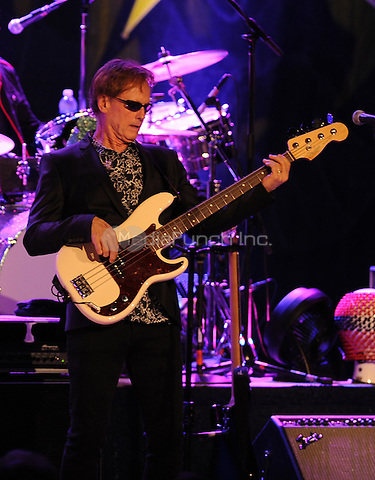 New York,NY-June 18: Richard Page attends Ringo Starr and his all star band at the Beacon Theater in New York City on June 18, 2014. Credit: John Palmer/MediaPunch