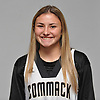 Katie Kelly of Commack girls basketball poses for a portrait during Newsday's 2018-19 season preview photo shoot at company headquarters in Melville on Monday, Dec. 3, 2018.
