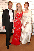 Washington, D.C. - April 30, 2005 -- Elizabeth Smart, center, and her parents Ed, left, and Lois, right arrive at the Bloomberg party following the 2005 White House Correspondents Dinner in Washington, D.C. on April 30, 2005.<br /> Credit: Ron Sachs / CNP<br /> (RESTRICTION: NO New York or New Jersey Newspapers or newspapers within a 75 mile radius of New York City)