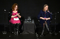 On stage: L-R: <br />