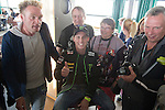 Motul TT Assen<br /> Preevent : Meet&amp;Greet in Paddock Restaurant with Pol Espargaro, Cal Cruchtlow, Scott Redding, Sam lowes,Jasper Iwema and Jorel Boerboom<br /> pol espargaro