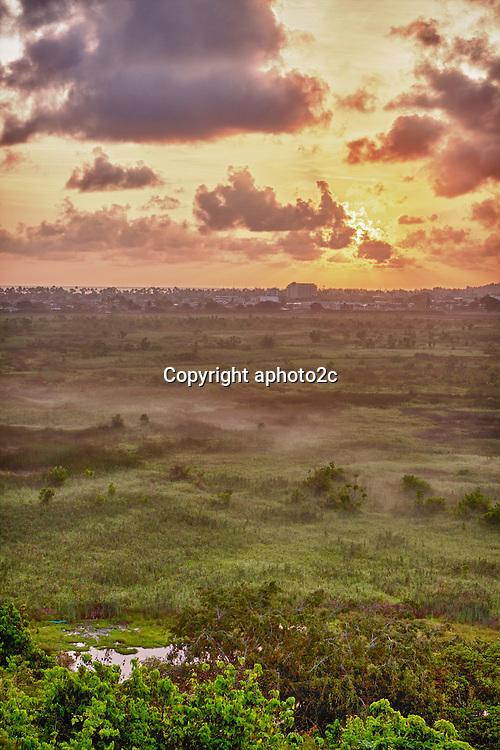Sunrise Kawainui Marsh