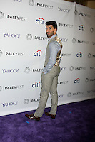 "LOS ANGELES - MAR 15:  Justin Baldoni at the PaleyFEST LA 2015 - ""Jane the Virgin"" at the Dolby Theater on March 15, 2015 in Los Angeles, CA"