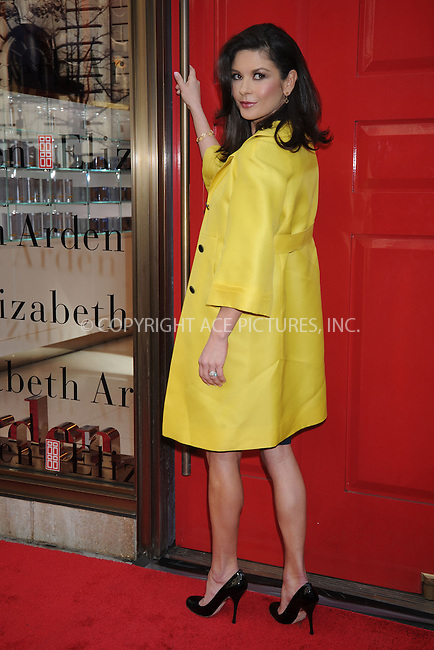 WWW.ACEPIXS.COM . . . . . ....March 6 2008, New York City....Actress Catherine Zeta-Jones opens thel the new Elizabeth Arden Global Flagship store on 5th Avenue in midtown Manhattan ....Please byline: KRISTIN CALLAHAN - ACEPIXS.COM.. . . . . . ..Ace Pictures, Inc:  ..(646) 769 0430..e-mail: info@acepixs.com..web: http://www.acepixs.com