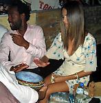 Adriana Lima @ PM Lounge 09/07/2005