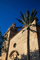 Spanien, Mallorca, Kirche von Montuiri