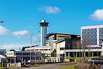 Aberdeen Exhibition and Conference Centre (AECC)<br /> <br /> Image by: Malcolm McCurrach<br /> Sun, 1, March, 2015 |  &copy; Malcolm McCurrach 2015 |  All rights Reserved. picturedesk@nwimages.co.uk | www.nwimages.co.uk | 07743 719366