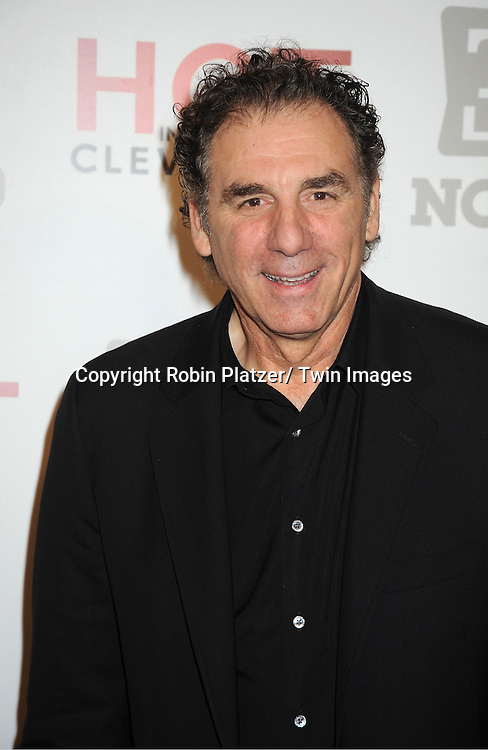 "Michael Richards attends the TV Land Party for the  premieres of ""Hot In Cleveland"" and ""The Exes""  on November 29, 2011 at SD26 in New York City. the party also celebrated Toys for Tots."