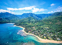 TUNNELS, HAENA, MAKUA, COLONY, AERIAL
