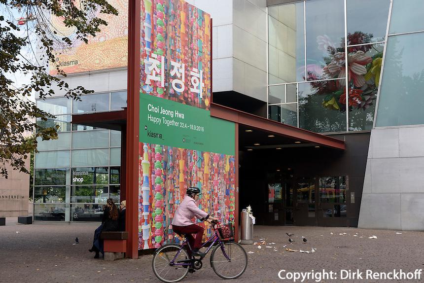 Kiasma-Museum f.zeitgenössische Kunst, Helsinki, Finnland