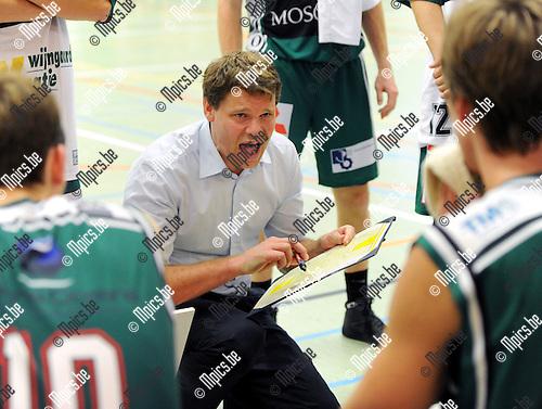 2011-09-11 / Basketbal / seizoen 2011-2012 / Gembo BBC / Stefan Sappenberghs..Foto: Mpics