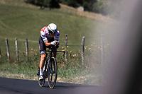 Jasper Stuyven (BEL/Trek Segafredo)<br /> <br /> Stage 13: ITT - Pau to Pau (27.2km)<br /> 106th Tour de France 2019 (2.UWT)<br /> <br /> ©kramon