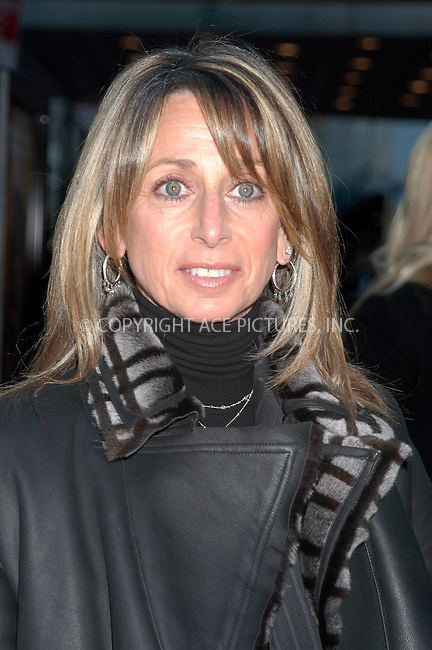 WWW.ACEPIXS.COM . . . . . ....NEW YORK, APRIL 13, 2005....Bonnie Hammer at the 'Ring of Fire the Emile Griffith Story' premiere held at the Beekman Theater.....Please byline: KRISTIN CALLAHAN - ACE PICTURES.. . . . . . ..Ace Pictures, Inc:  ..Craig Ashby (212) 243-8787..e-mail: picturedesk@acepixs.com..web: http://www.acepixs.com