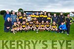 Dr Crokes winners of the Molyneaux Cup against John Mitchells on Saturday in Castleisland.