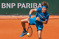 Jared Donaldson of USA during Day 4 for the French Open 2018 on May 30, 2018 in Paris, France. (Photo by Baptiste Fernandez/Icon Sport)