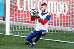 Spain's David De Gea during training session. March 20,2017.(ALTERPHOTOS/Acero)
