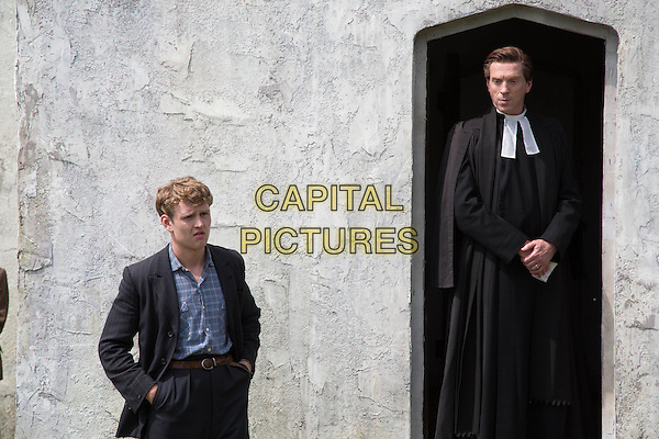 The Silent Storm (2014)  <br /> Ross Anderson, Damian Lewis<br /> *Filmstill - Editorial Use Only*<br /> CAP/KFS<br /> Image supplied by Capital Pictures