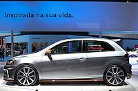 SÃO PAULO,SP, 13.11.2016 - SALÃO-AUTOMOVEL - Movimentação no Salão Internacional do Automóvel 2016, no São Paulo Expo, na zona sul de São Paulo (SP), neste domingo, 12. (Foto: Paulo Guereta/Brazil Photo Press)