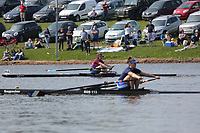 Race: 56  Event: W J151x   Final A <br /> <br /> Junior Inter Regional Regatta 2018<br /> <br /> To purchase this photo, or to see pricing information for Prints and Downloads, click the blue 'Add to Cart' button at the top-right of the page.