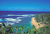 Kee Beach, Haena, North shore Kauai