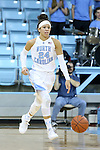 02 January 2015: North Carolina's Jessica Washington. The University of North Carolina Tar Heels hosted the East Tennessee State University Buccaneers at Carmichael Arena in Chapel Hill, North Carolina in a 2014-15 NCAA Division I Women's Basketball game. UNC won the game 95-62.