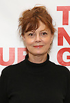 """Susan Sarandon attends the first day of rehearsal for the New Group's production of """"Happy Talk"""" at The New 42nd Street Studios on April 1, 2019 in New York City."""