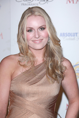 Lindsay Vonn at the 11th Annual Maxim Hot 100 Party at Paramount Studios in Los Angeles, California. May 19, 2010.Credit: Dennis Van Tine/MediaPunch