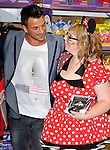 Peter Andre signing his ..latest album, Angels & Demons  at Tesos Kingston  Milton Keynes  31st  October 2012..Picture By: Brian Jordan / Retna Pictures.. ..-..