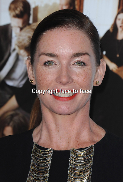 HOLLYWOOD, CA - NOVEMBER 8:  Julianne Nicholson arrives at the 2013 AFI Fest - &quot;August: Osage County&quot; gala screening at TCL Chinese Theatre on November 8, 2013 in Hollywood, California. <br /> Credit: MediaPunch/face to face<br /> - Germany, Austria, Switzerland, Eastern Europe, Australia, UK, USA, Taiwan, Singapore, China, Malaysia, Thailand, Sweden, Estonia, Latvia and Lithuania rights only -