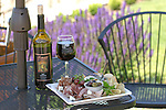 Benson Vineyards has hired Chef Pamela Ahl to prepare food for customers that pair well with their wines. Benson Vineyards is located in the Lake Chelan Valley and is a part of that area's AVA. Most of their wines are produced from grapes grown in their vineyards.