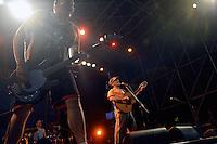 """Padova 25 Giugno 2012.Sherwood festival.Concerto di Manu Chao .Tour """"la Ventura"""""""